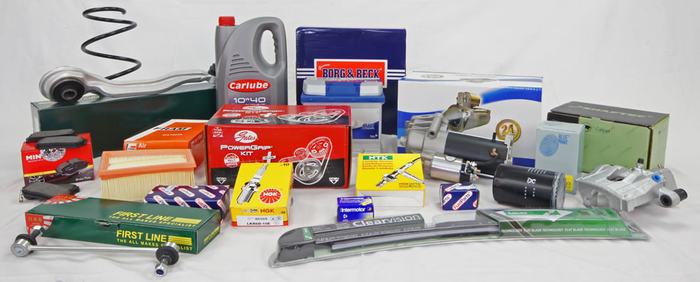 Autosupplies Product Range