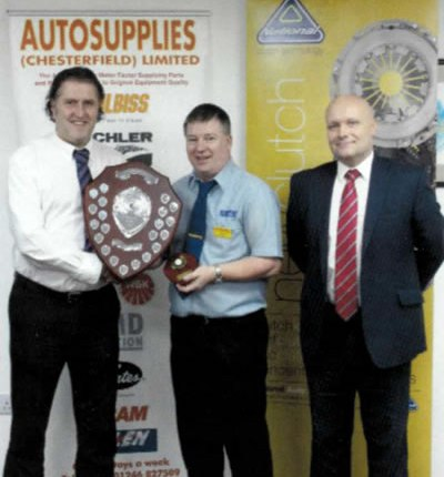 AutoSupplies Staff Awards