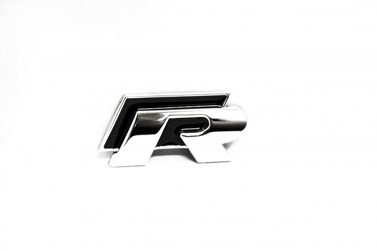 Volkswagen R Line Emblem Adhesive