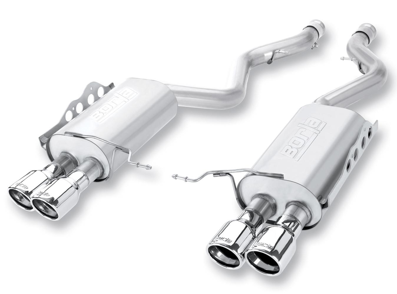 borla exhaust system 140628