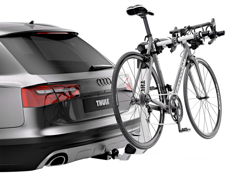 thule helium bike rack