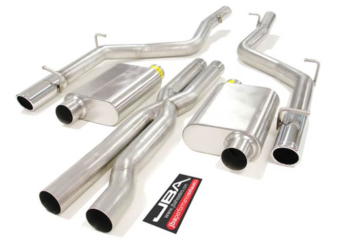 jba performance exhaust system