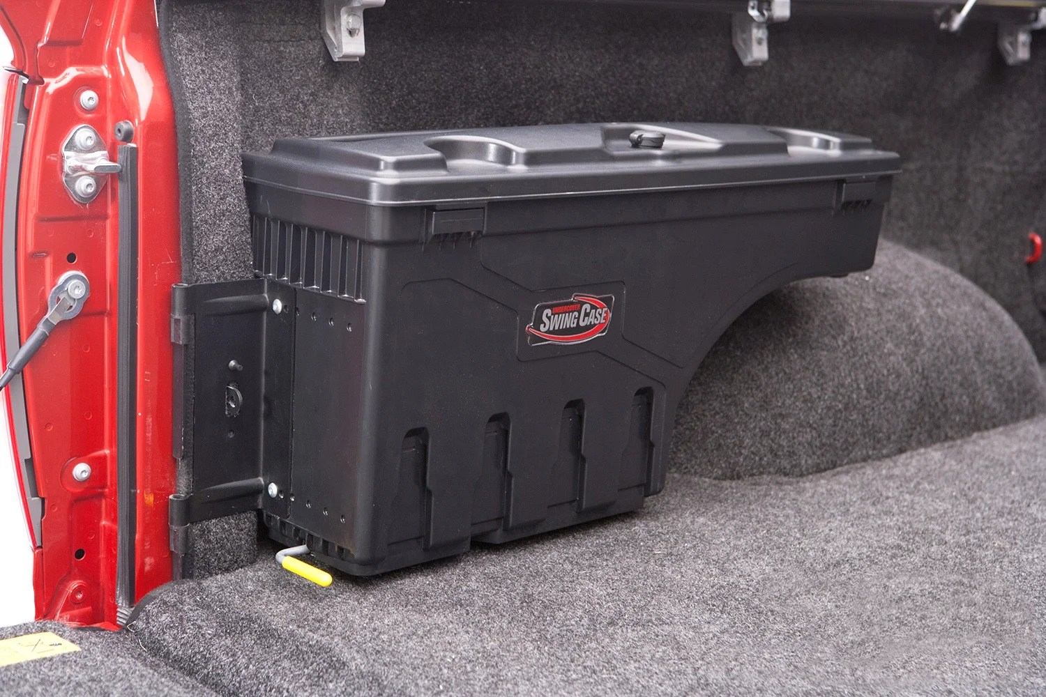 1997 2014 Ford F150 Undercover Swing Case Truck Toolbox