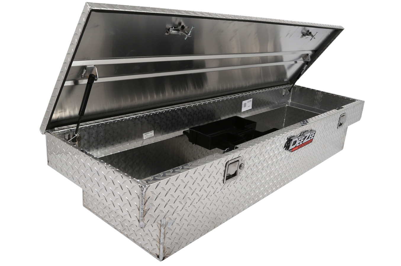 Dee Zee Truck Tool Box Single Lid Crossover Truck Toolbox