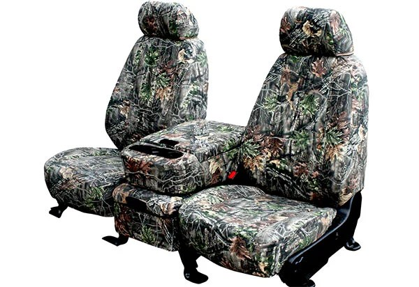 Caltrend Camouflage Seat Covers at Auto Accessories Garage