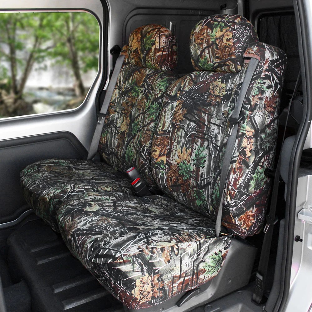 Caltrend Camouflage Seat Covers Cal Trend Camo Seat Covers
