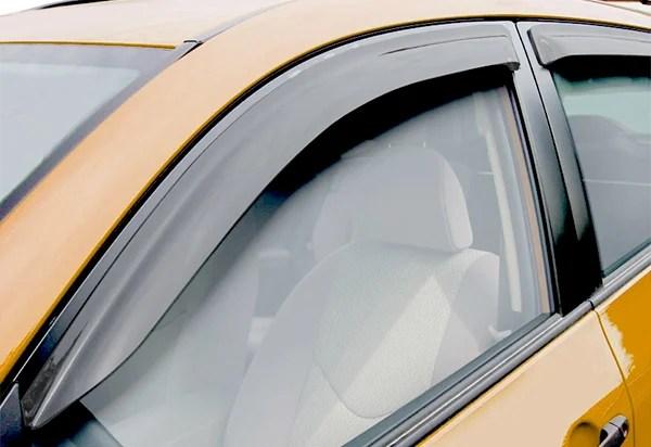 Wade Slim Line Window Deflectors at Auto Accessories Garage
