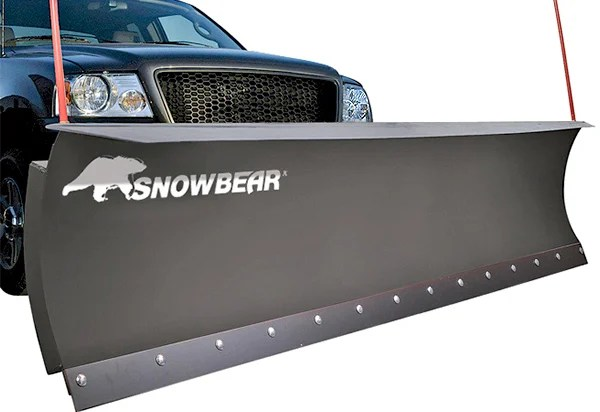 SnowBear Truck Snow Plow