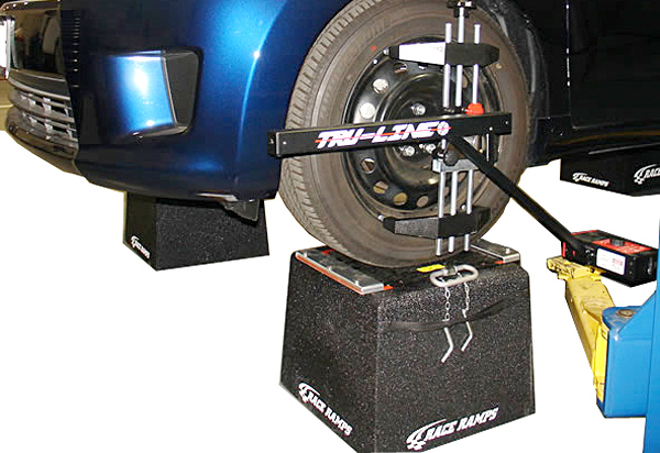 Race Ramps Wheel Stands Car Stand