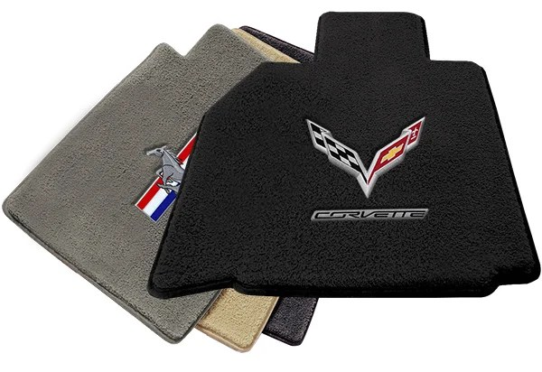 Luxe Custom Floor Mats from Lloyds Mats