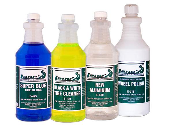 Lane S Aluminum Wheel Cleaner Lane S Tire Cleaner Kit