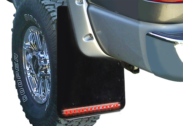 Plasmaglow Led Mud Flaps Plasmaglow Fire Amp Ice Led Mud Flaps