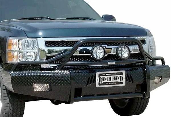 Brush Hand Ranch Silverado Chevy Guards