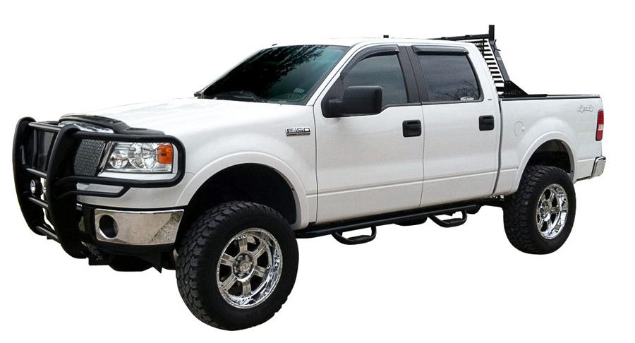 westin hdx pickup truck headache rack