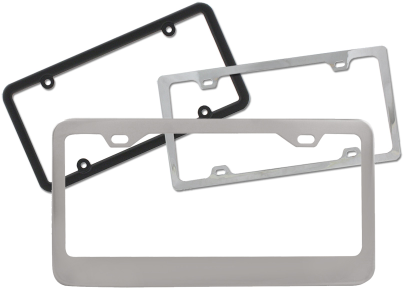 Nissan Maxima License Plate Frame