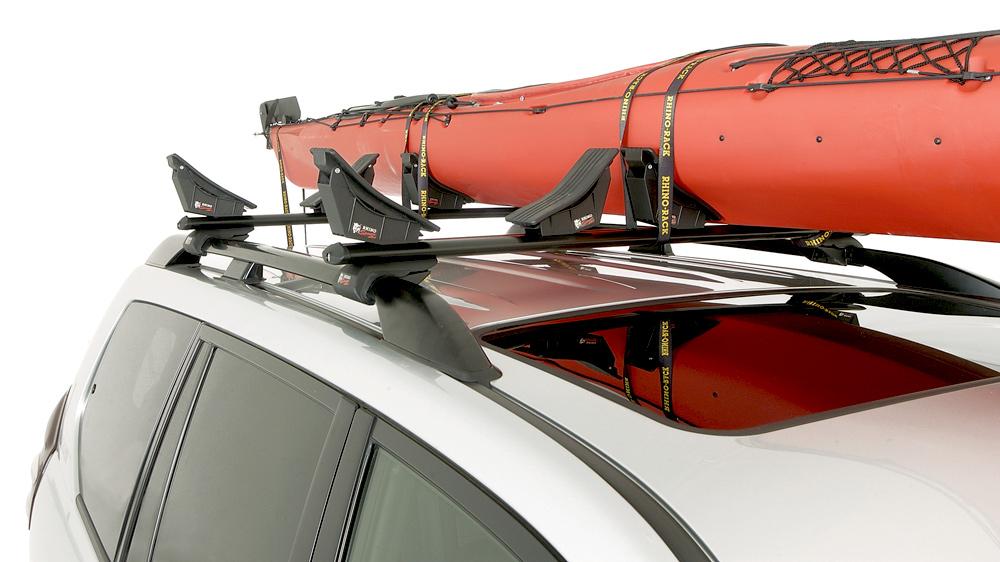 rhino rack kayak canoe carrier