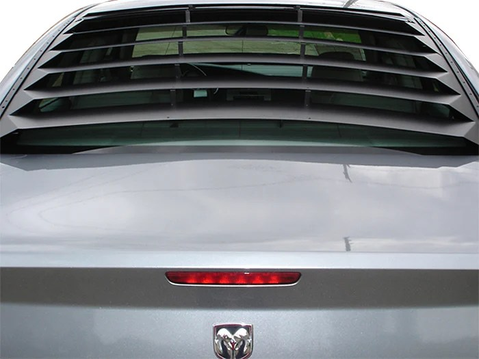 Willpak Rear Window Louvers Autoaccessoriesgarage Com
