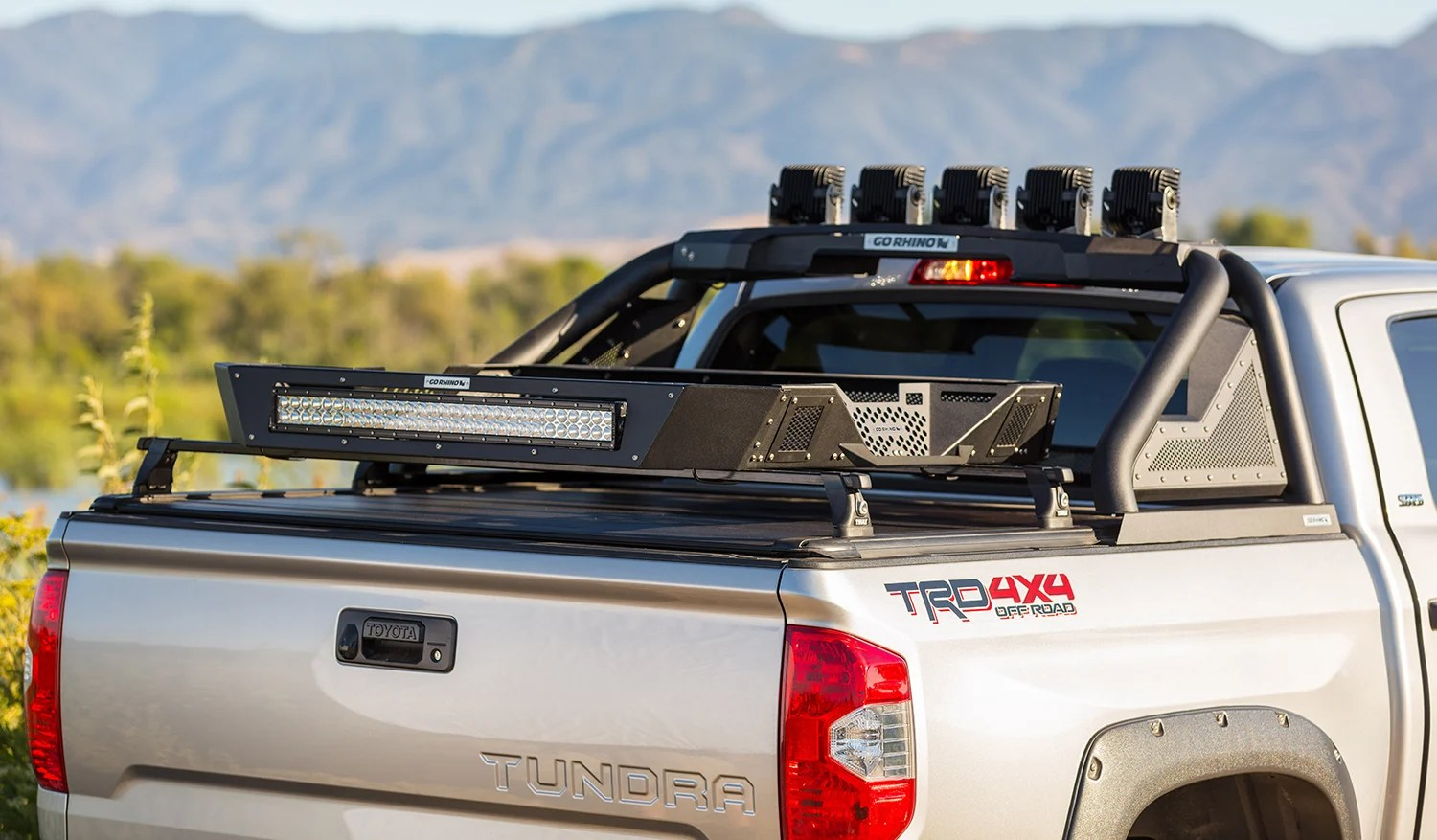 Go Rhino Srm200 Roof Rack Ships Free And Price Match