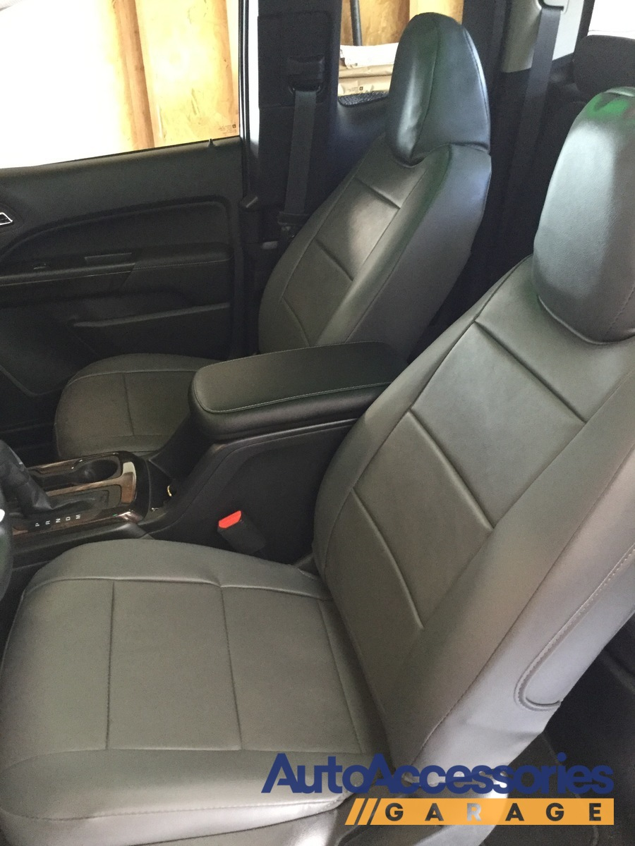 Leather Seat Covers CalTrend Leather Seat Covers Cal Trend