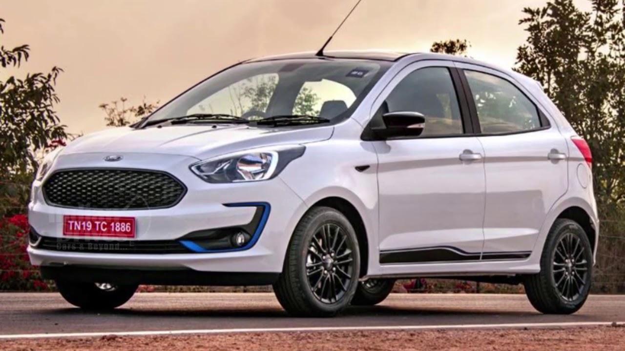 2019 Ford Figo Facelift भारत में लॉन्च