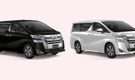Toyota Vellfire Booking Test Drive