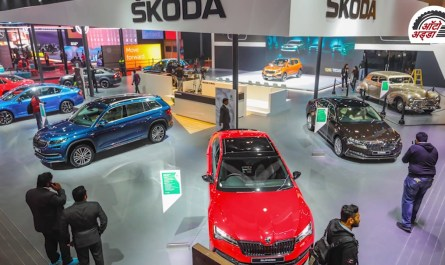 All Skoda Cars At Auto Expo 2020, The Motor Show