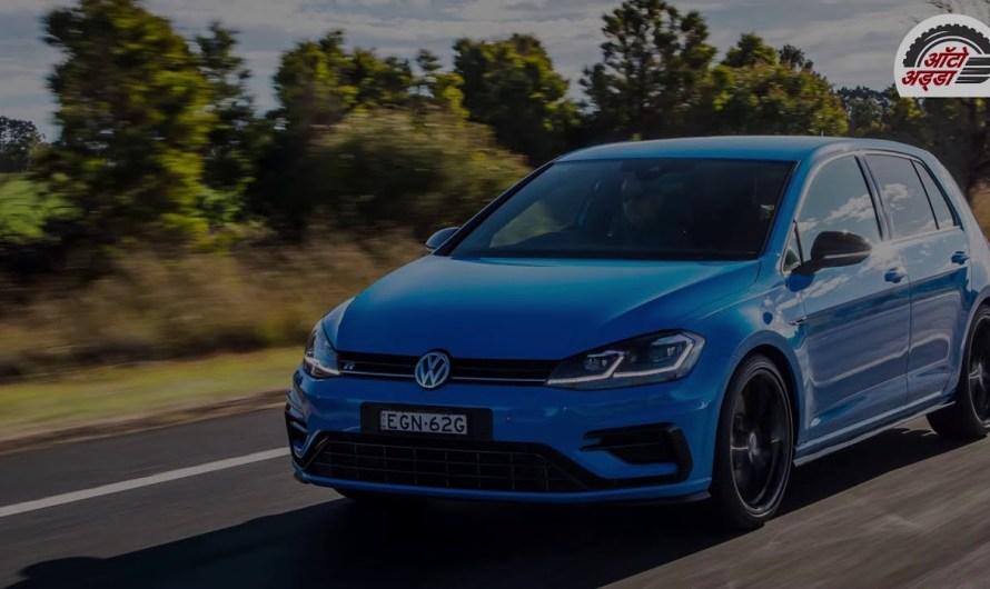New generation Volkswagen Golf R हुई अनविल