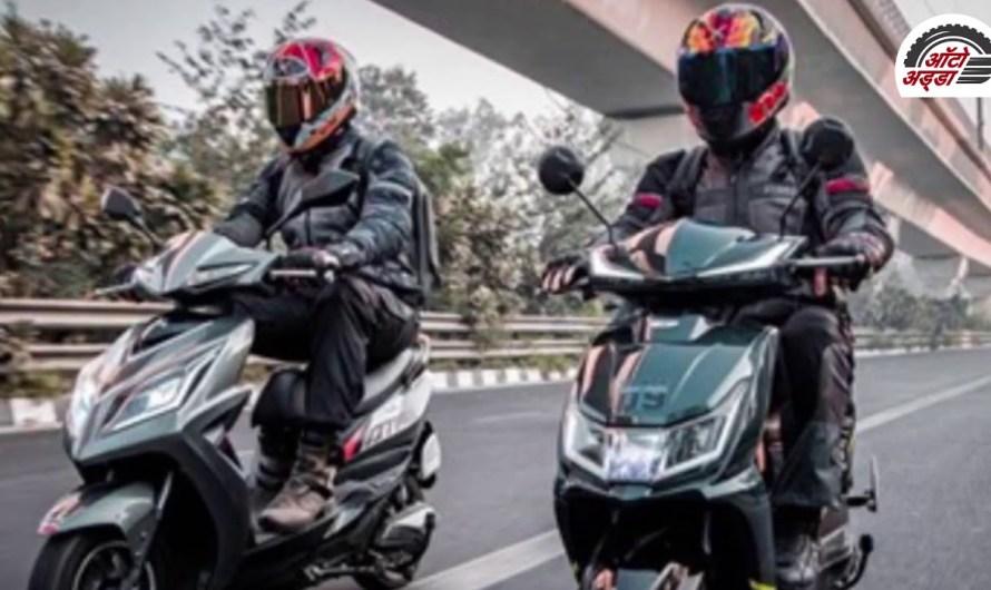 EeVe Atreo & Ahava Electric Scooters भारत में लॉन्च