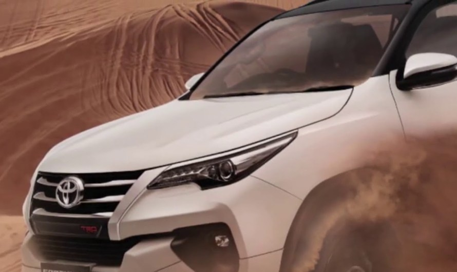 Toyota Fortuner Facelift Unofficial बुकिंग हुई शुरु