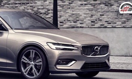 2021 Volvo S60 Sedan भारत में हुई लॉन्च
