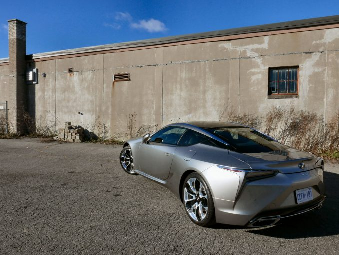 2018 Lexus LC 500 or LC 500h Hybrid: Which Luxury Grand Tourer is Better?