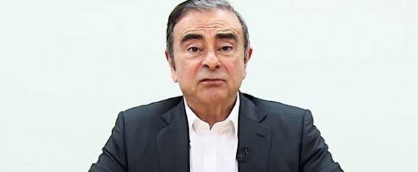 Carlos Ghosn Video Message: I Love Nissan, Executives Backstabbed Me