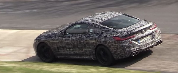 2020 BMW M8 Testing Hard at the Nurburgring, Edging Closer to Production