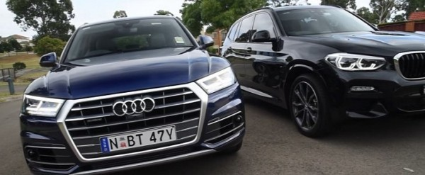 2019 Audi Q5 50 TDI vs. BMW X3 xDrive30d: Which Is Faster from 0 to 100 KM/H?