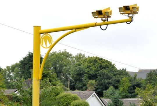 How Speed Cameras Work