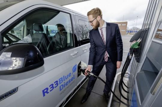 What Is the R33 BlueDiesel?