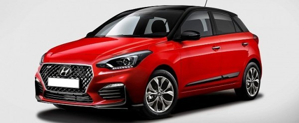 "2020 Hyundai i20 N Rendered, Expected With ""At Least 250 BHP"""