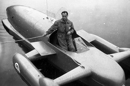 The Story of Donald Campbell and the Bluebird K7