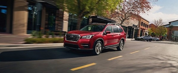 2020 Subaru Ascent SUV Priced from $31,995, Same as Last Year