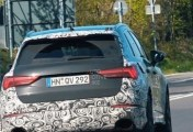 2020 Audi RS Q3 Spied on the Nurburgring, Sounds Brutal
