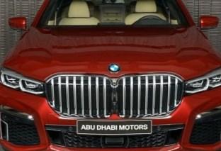 2020 BMW 730Li Sports Huge Grille and Tiny 2-Liter Engine