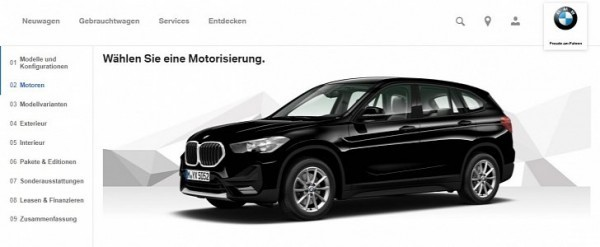 2020 BMW X1 Priced At EUR 32,700, Looks Cheap With Standard Headlights