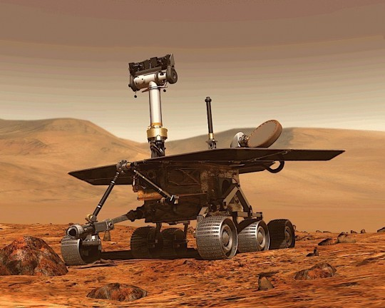 All Hail Oppy, the Little Rover that Could