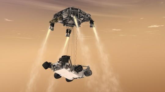 Terraforming Mars - The 2020 Rover
