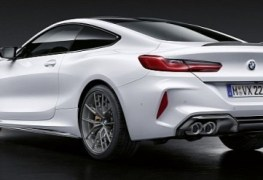 BMW Reveals M Performance Parts For All-New M8