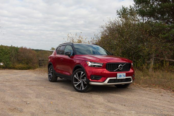 Lexus UX vs Volvo XC40 Comparison