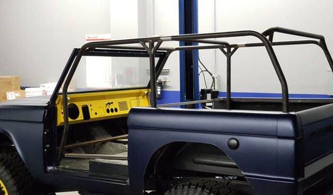 WD-40 and SEMA Cares are Rebuilding a Classic 1966 Ford Bronco for SEMA 2019