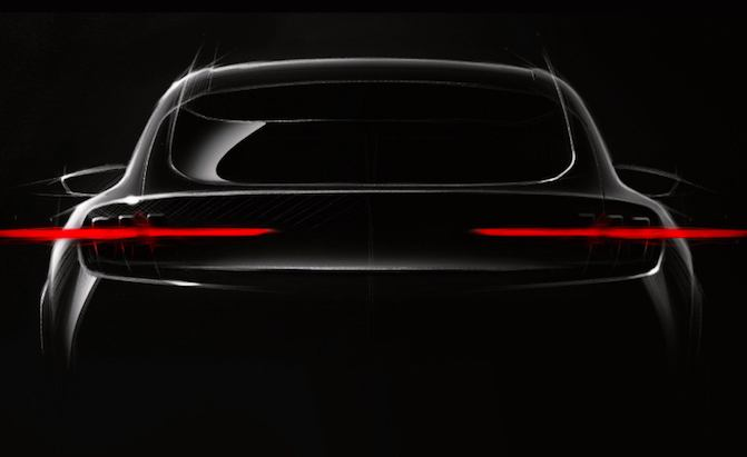 A Ford Mustang-Inspired Electric SUV Is Coming. Here's How to Be Ready