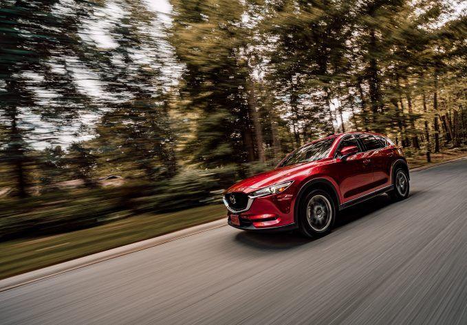 2020 Ford Escape vs 2019 Mazda CX-5 Comparison