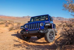 2020 Jeep Wrangler EcoDiesel Packs Big Torque